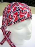 Rebel Flag Do Rag